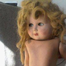 Muñecas Modernas: MUÑECA ANTIGUA. Lote 151997562