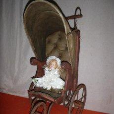 Muñecas Modernas: COCHECITO, CARRICOCHE PARA MUÑECAS. Lote 152000966
