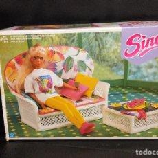 Muñecas Modernas: SOFA DE SINDY- HASBRO. Lote 152218190