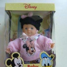 Muñecas Modernas: BABY DOLL SIMBA. DISNEY. EN SU CAJA ORIGINAL. Lote 152417986