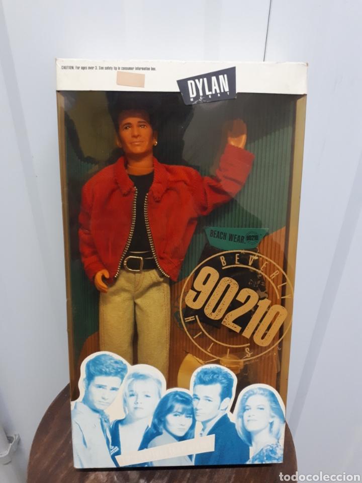 ÚNICO EN TODOCOLECCION FIGURA DYLAN MCKAY BEVERLY HILLS 90210 MATTEL 1991 (Juguetes - Muñeca Extranjera Moderna - Otras Muñecas)