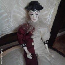 Muñecas Modernas: ARLEQUÍN AÑOS 80. Lote 152974386