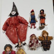 Muñecas Modernas: LOTE MUÑECAS. Lote 153597058