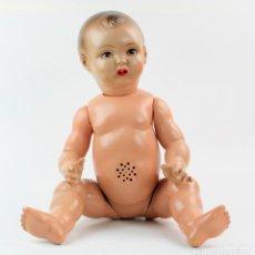 Muñecas Modernas: MUÑECA DE ESCAYOLA. 60 CM DE ALTO. VER FOTOS ANEXAS.. Lote 153812126
