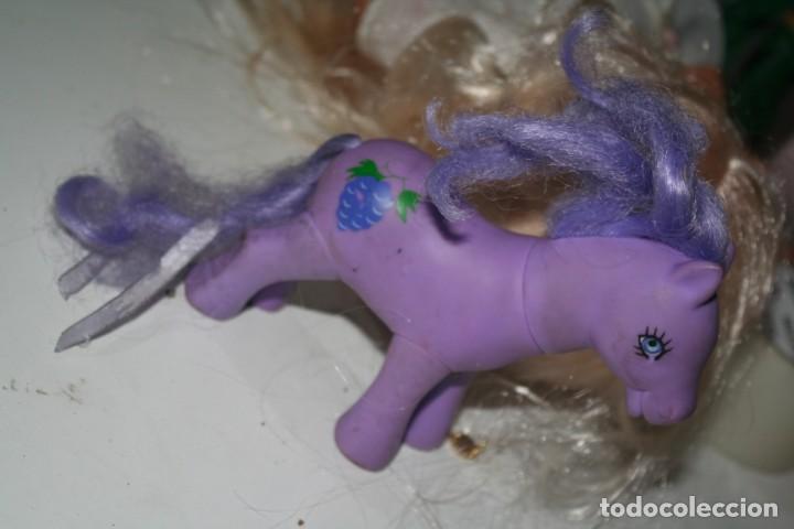 Muñecas Modernas: pony caballo my little pony hasbro - Foto 5 - 154803638