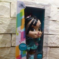 Bambole Moderne: DISNEY - VANELLOPE - ORIGINAL DISNEY STORE - MUÑECA - ROMPE RALPH - RALPH ROMPE INTERNET - NUEVA. Lote 218181348