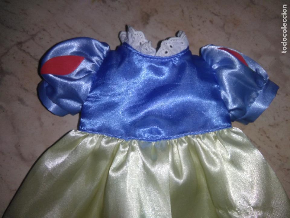 Muñecas Modernas: Vestido de muñeca Blancanieves Disney animators - Foto 2 - 155660646