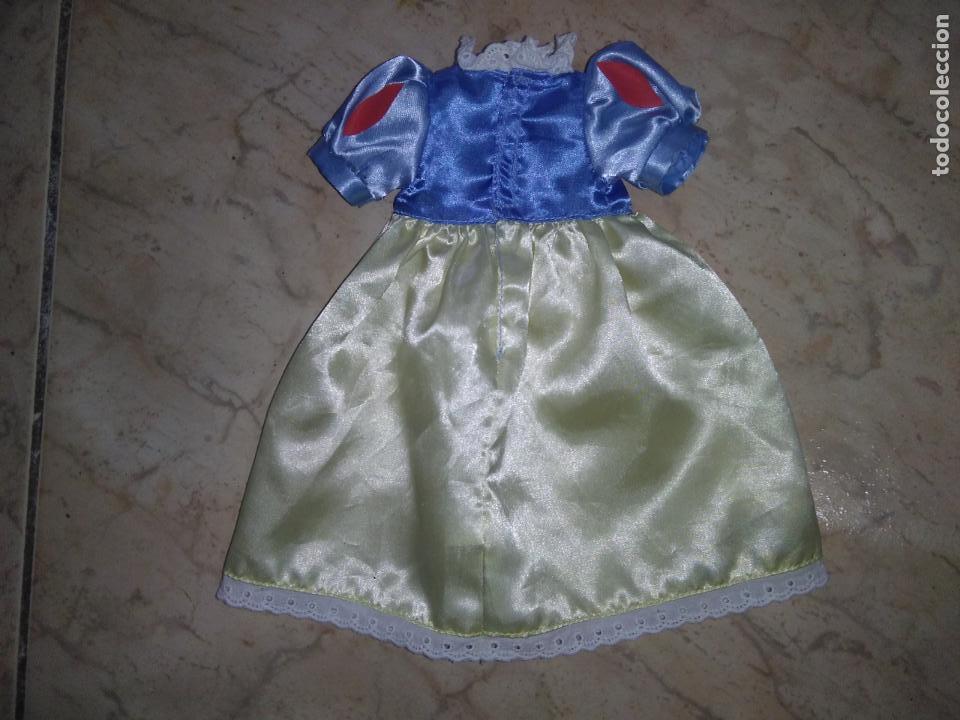 Muñecas Modernas: Vestido de muñeca Blancanieves Disney animators - Foto 4 - 155660646