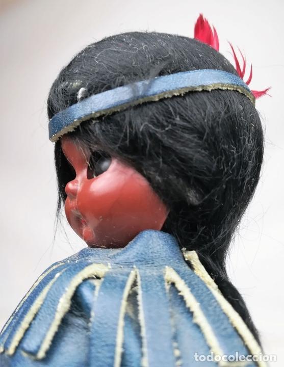 Muñecas Modernas: MUÑECA INDIA. HERITAGE DOLLS. A SUNBELL COMPANY. - Foto 4 - 155794998