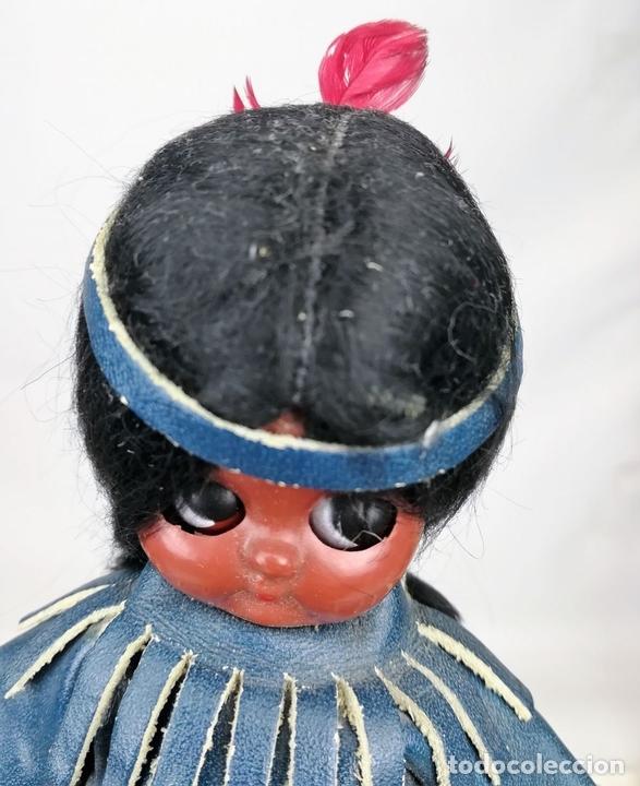 Muñecas Modernas: MUÑECA INDIA. HERITAGE DOLLS. A SUNBELL COMPANY. - Foto 8 - 155794998