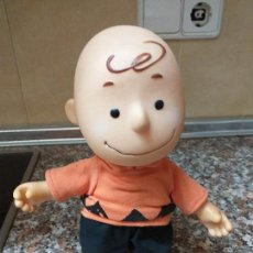 Muñecas Modernas: MUÑECO CHARLIE BROWN 1950 UNITED FEATURES SYNDICATES. Lote 155871490