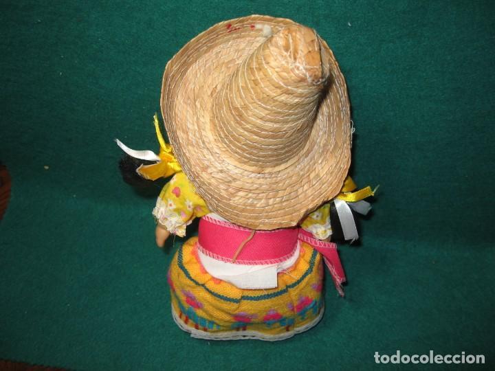Muñecas Modernas: MUÑECA MEXICANA CON TRAJE TIPO - Foto 2 - 156640302