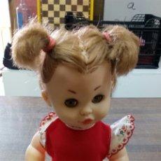 Muñecas Modernas: MUÑECA MARCADA MAGBER. Lote 158271769