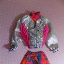 Muñecas Modernas: CONJUNTO ROPA SINDY POP STAR POPSTAR 1995. Lote 160485174