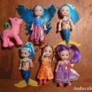 Muñecas Modernas: LOTE MUÑECAS TIPO SHELLY NO ORIGINALES.. Lote 160498770