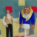 Muñecas Modernas: PRÍNCIPE ADAM CONVERTIBLE EN BESTIA,DE DISNEY-MATTEL,2009,DE LA BELLA Y LA BESTIA. Lote 160545998