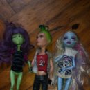 Muñecas Modernas: LOTE MONSTER HIGH. Lote 160710876