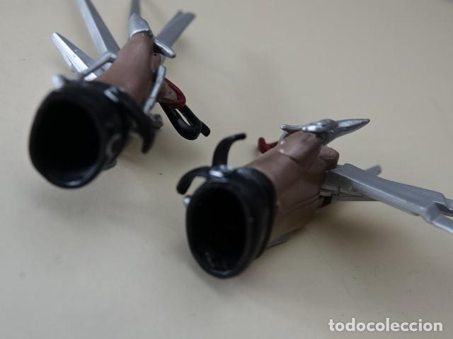 Muñecas Modernas: Guantes EDUARDO MANOSTIJERAS TIM BURTON JUN PLANNING PULLIP JAPONÉS EDWARD manos tijeras - Foto 3 - 160815490