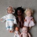Muñecas Modernas: LOTE DE MUÑECAS ALEMANAS DE LOS AÑOS 80 Y 90. Lote 160965790