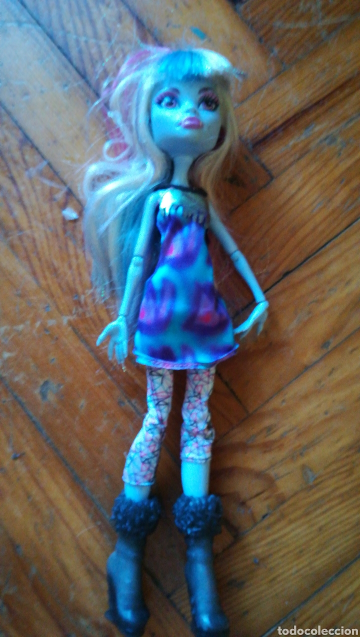 Muñecas Modernas: Monster high. Completa - Foto 1 - 162442040