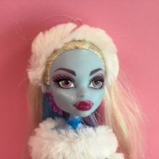 Moderne Puppen - Monster High Abbey Bominable - 163479766