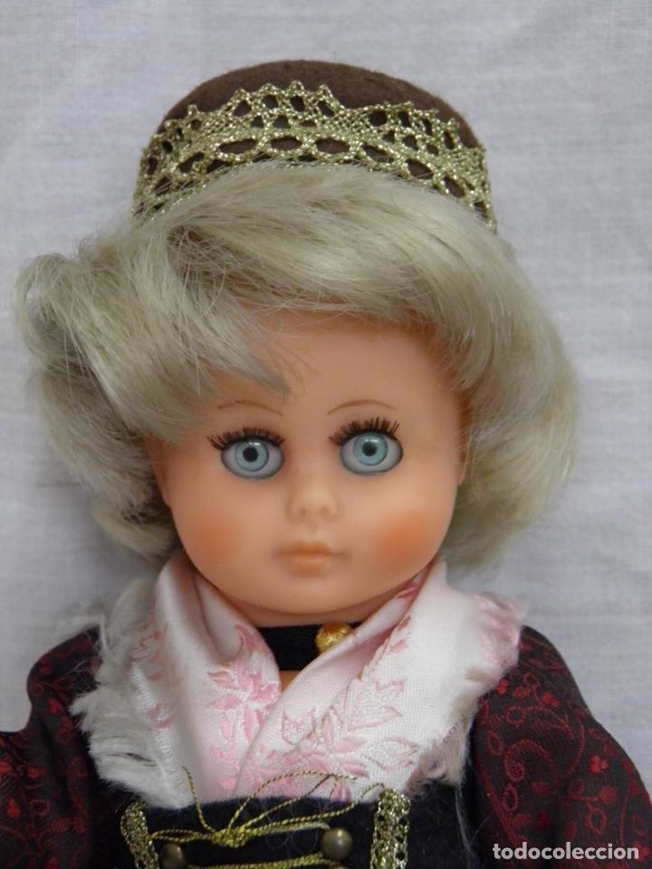 Muñecas Modernas: MUÑECA ALEMANA MARCADA HV 25,CUERPO DE CELULOIDE,CABEZA DE GOMA,AÑOS 60 - Foto 2 - 165314706