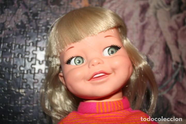 comprar nuevo disfrute del envío de cortesía moderno y elegante en moda antigua muñeca giggles de ideal conserva las tres funciones y ropa original  se rie
