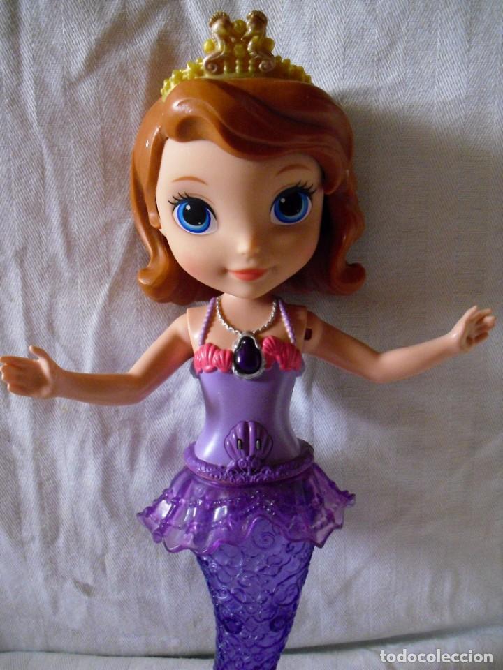 Muñecas Modernas: Princesa Sofia (Sirenita) (Mattel) (Ref. B00LD3MW6S) - Foto 14 - 242009715