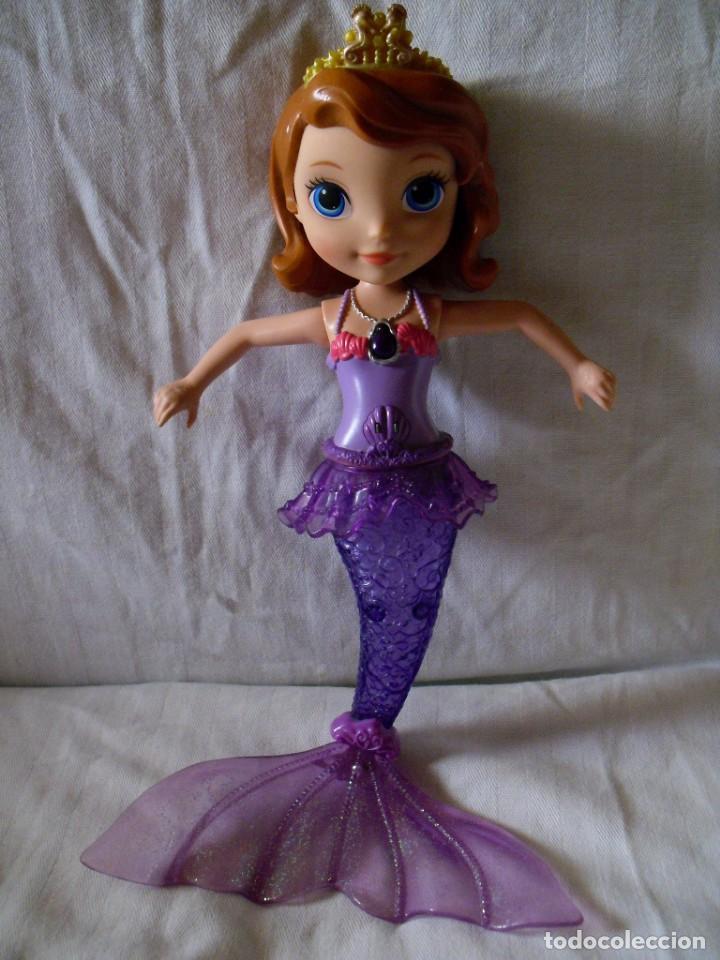 Muñecas Modernas: Princesa Sofia (Sirenita) (Mattel) (Ref. B00LD3MW6S) - Foto 18 - 242009715