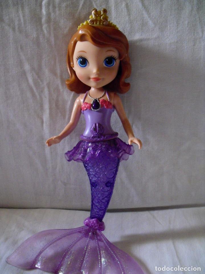Muñecas Modernas: Princesa Sofia (Sirenita) (Mattel) (Ref. B00LD3MW6S) - Foto 19 - 242009715