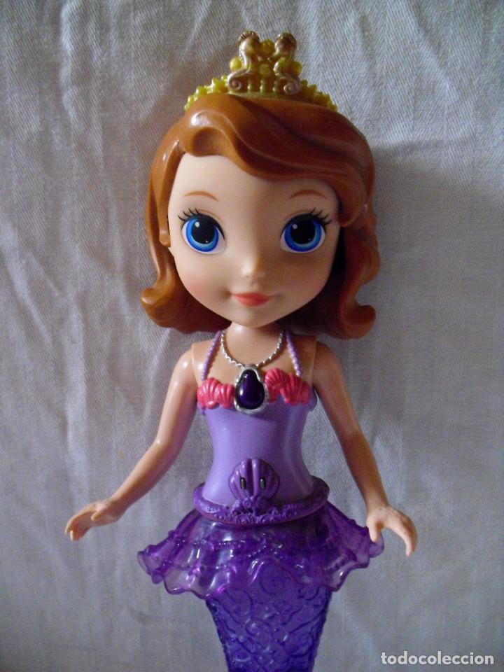 Muñecas Modernas: Princesa Sofia (Sirenita) (Mattel) (Ref. B00LD3MW6S) - Foto 20 - 242009715
