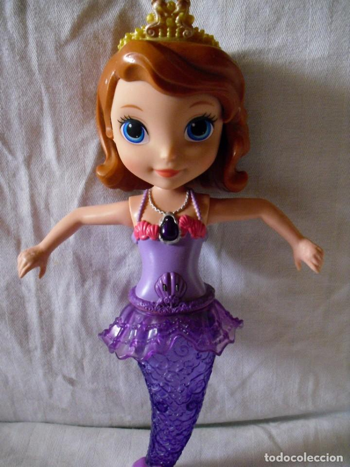 Muñecas Modernas: Princesa Sofia (Sirenita) (Mattel) (Ref. B00LD3MW6S) - Foto 3 - 242009715