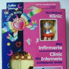 Muñecas Modernas: SAILOR MOON MINI ENFERMERÍA CLINIC. BANDAI. AÑOS 90. ¡¡NUEVA Y PRECINTADA!!. Lote 167648456