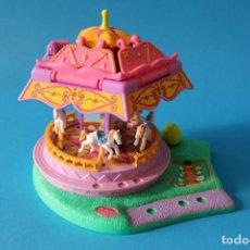 Muñecas Modernas: POLLY POCKET - TIOVIVO CARRUSEL - BLUEBIRD - 1996. Lote 167880096