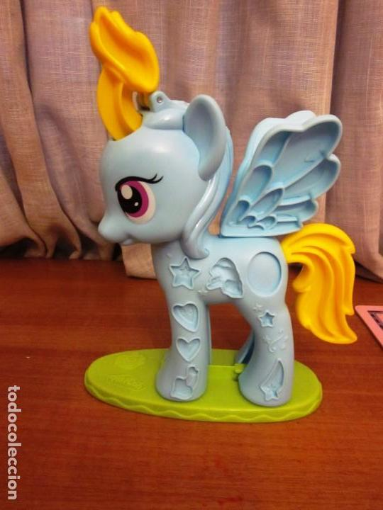 muñeco pony rainbow dash de style salon. play-d - Kaufen ...