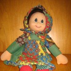 Muñecas Modernas: ANTIGUA MUÑECA. Lote 168967552