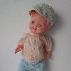 Muñecas Modernas: MUÑECO TODO DE PLÁSTICO 45 CM. Lote 169142588