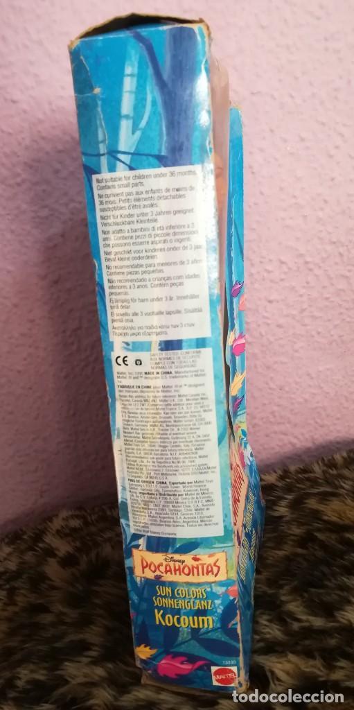 Muñecas Modernas: Muñeco kocoum pocahontas mattel 1995 - Foto 7 - 171026180