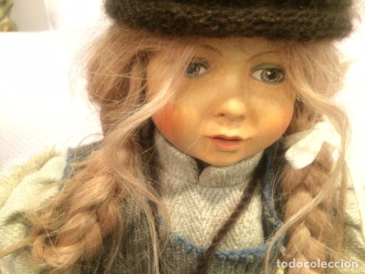 Muñecas Modernas: Muñeca de Helga weich puppe - Foto 2 - 171066688