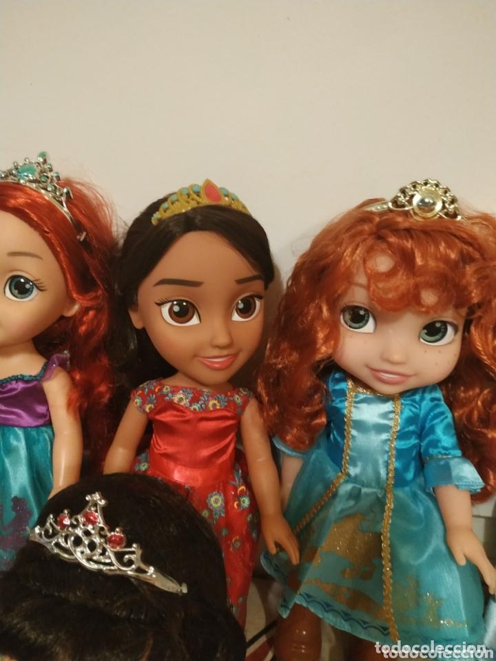 Muñecas Modernas: Lote Princesas Disney Toddler 35 cm(Sirenita, Bella Durmiente, Pocahontas, Blancanieves,...) - Foto 2 - 172474349