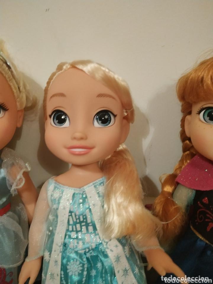 Muñecas Modernas: Lote Princesas Disney Toddler 35 cm(Sirenita, Bella Durmiente, Pocahontas, Blancanieves,...) - Foto 5 - 172474349