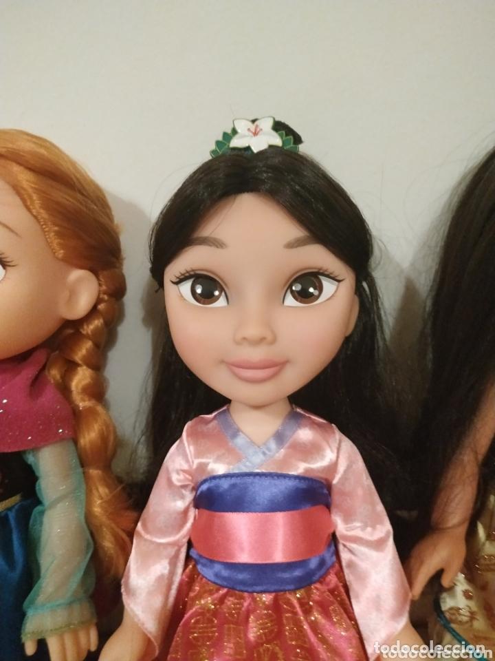 Muñecas Modernas: Lote Princesas Disney Toddler 35 cm(Sirenita, Bella Durmiente, Pocahontas, Blancanieves,...) - Foto 7 - 172474349
