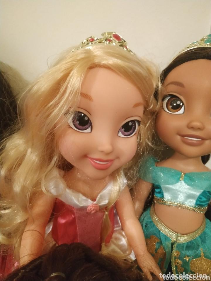 Muñecas Modernas: Lote Princesas Disney Toddler 35 cm(Sirenita, Bella Durmiente, Pocahontas, Blancanieves,...) - Foto 8 - 172474349