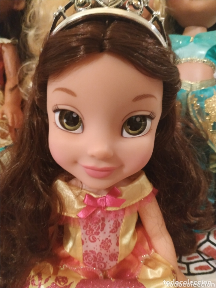 Muñecas Modernas: Lote Princesas Disney Toddler 35 cm(Sirenita, Bella Durmiente, Pocahontas, Blancanieves,...) - Foto 9 - 172474349