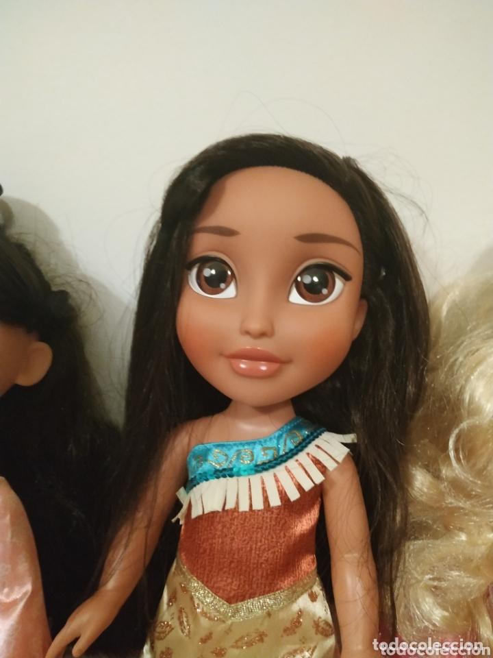 Muñecas Modernas: Lote Princesas Disney Toddler 35 cm(Sirenita, Bella Durmiente, Pocahontas, Blancanieves,...) - Foto 10 - 172474349