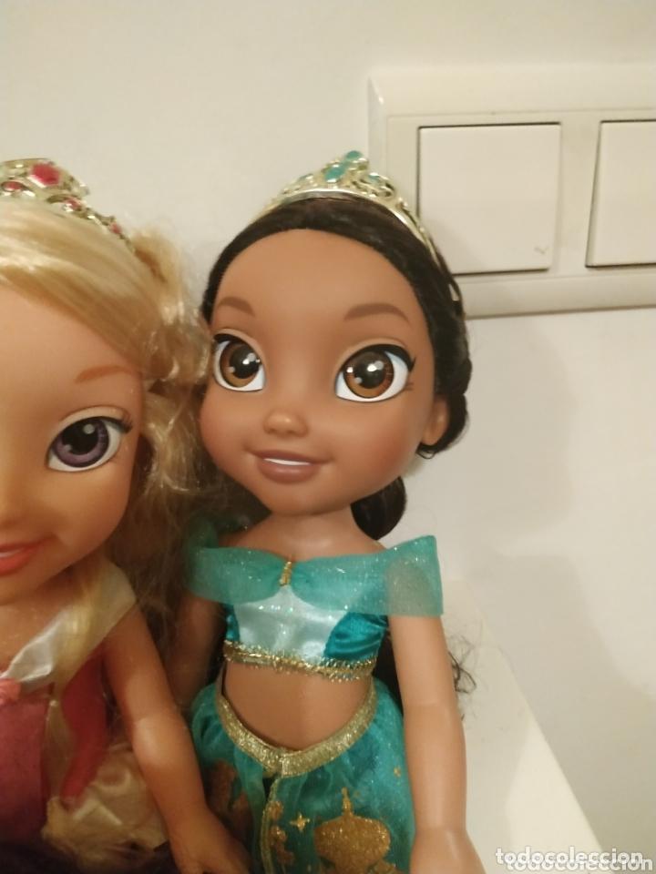 Muñecas Modernas: Lote Princesas Disney Toddler 35 cm(Sirenita, Bella Durmiente, Pocahontas, Blancanieves,...) - Foto 11 - 172474349