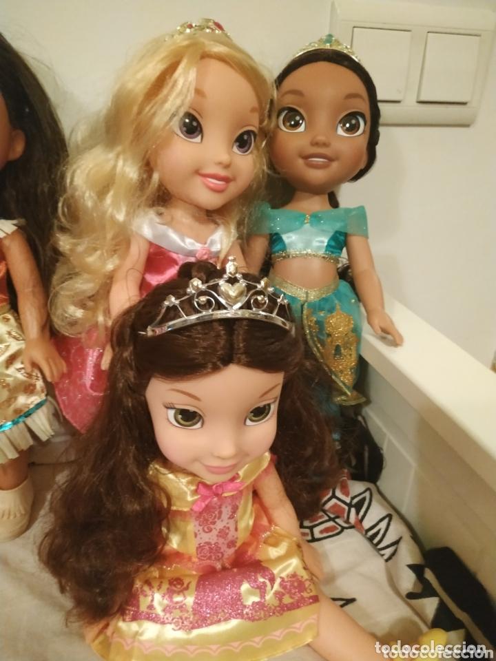 Muñecas Modernas: Lote Princesas Disney Toddler 35 cm(Sirenita, Bella Durmiente, Pocahontas, Blancanieves,...) - Foto 12 - 172474349