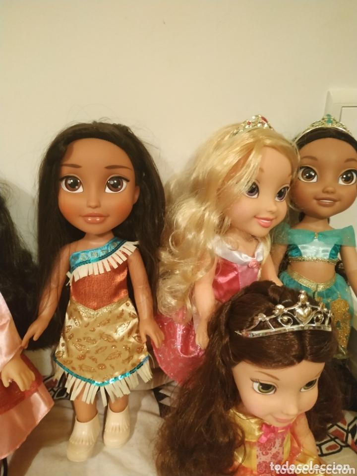 Muñecas Modernas: Lote Princesas Disney Toddler 35 cm(Sirenita, Bella Durmiente, Pocahontas, Blancanieves,...) - Foto 13 - 172474349