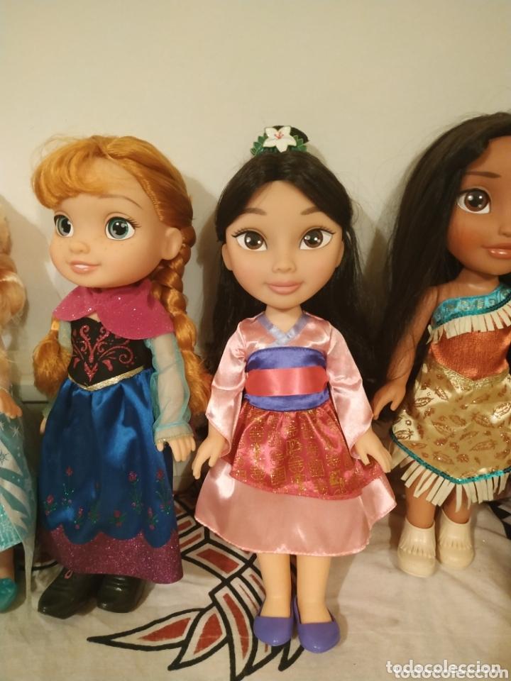 Muñecas Modernas: Lote Princesas Disney Toddler 35 cm(Sirenita, Bella Durmiente, Pocahontas, Blancanieves,...) - Foto 14 - 172474349