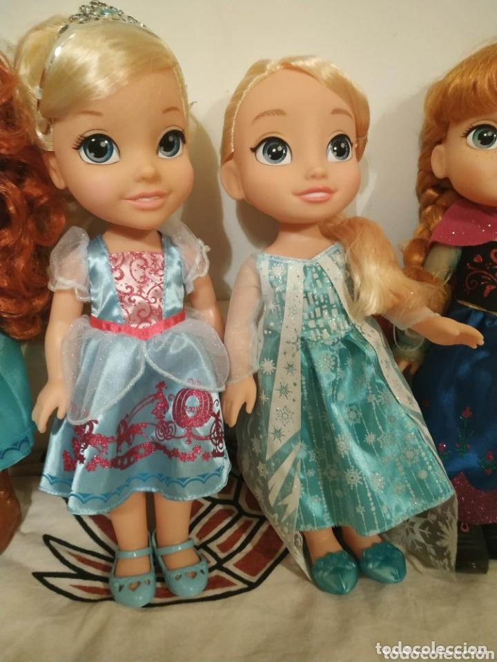 Muñecas Modernas: Lote Princesas Disney Toddler 35 cm(Sirenita, Bella Durmiente, Pocahontas, Blancanieves,...) - Foto 15 - 172474349